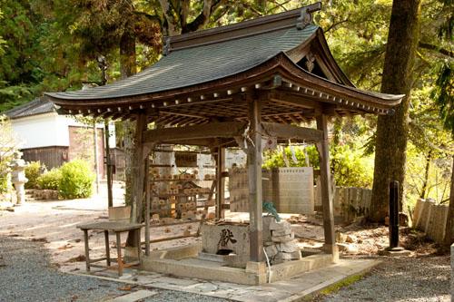 古熊神社手水舎
